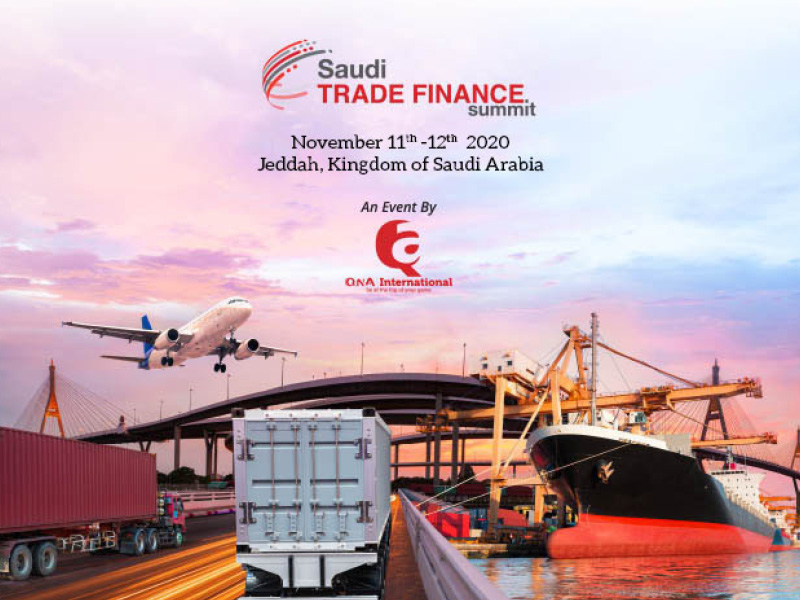 Saudi Trade Finance Summit 2020 | Virtual